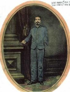 Ralph Thompson Martling, circa 1860s.