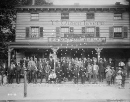 The Fountain House Commemorative Photo, Flushing, June 1914