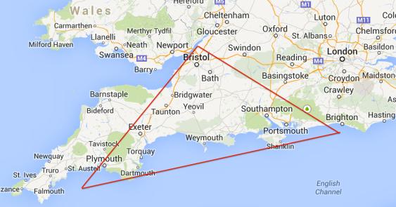 Tagg Triangulation Map